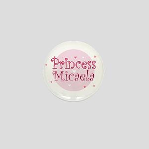 Micaela Mini Button
