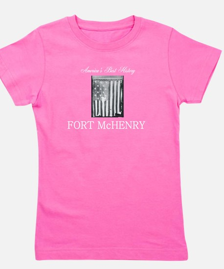 ABH Fort McHenry Girl's Tee