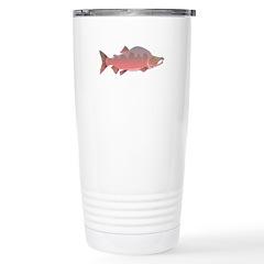 Pink Humpy Male salmon f Travel Mug