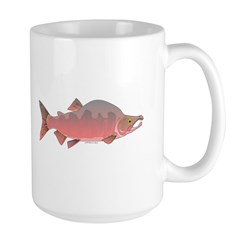 Pink Humpy Male salmon f Mug