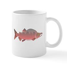 Pink Humpy Male salmon f Mug
