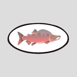 Pink Humpy Male salmon f Patches