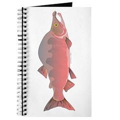 Pink Humpy Male salmon f Journal