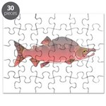 Pink Humpy Male salmon f Puzzle