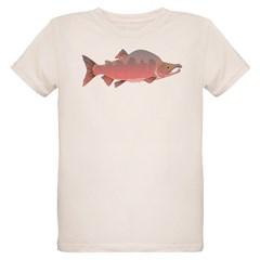 Pink male Salmon c T-Shirt