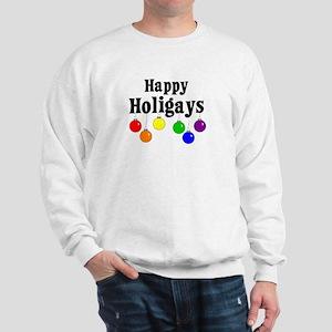Happy Holigays Sweatshirt