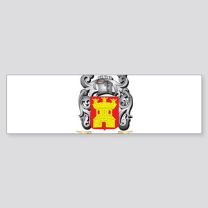 Gonzalez Coat of Arms - Family Cres Bumper Sticker