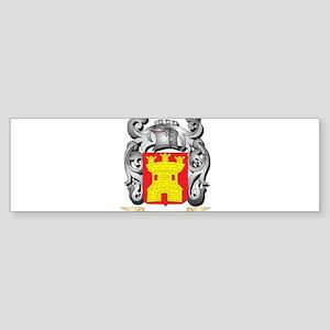 Gonzalez Coat of Arms - Family Cres Bumper Sticker