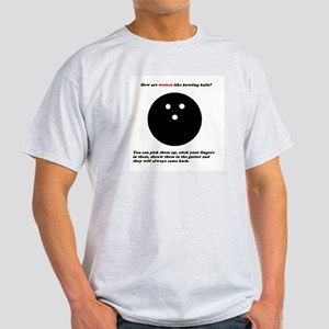 Bowling Humor T-Shirt