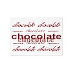 Celebrate Chocolate 5'x7'Area Rug