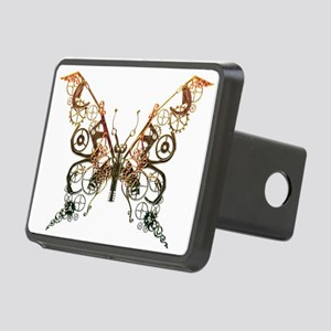 Industrial Butterfly (Copper) Hitch Cover