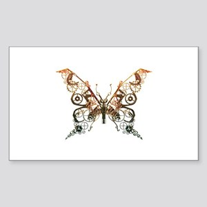 Industrial Butterfly (Copper) Sticker