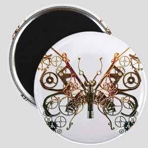 Industrial Butterfly (Copper) Magnet
