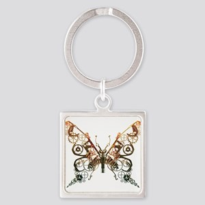 Industrial Butterfly (Copper) Keychains