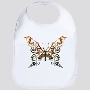 Industrial Butterfly (Copper) Bib