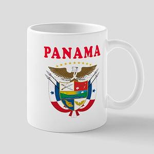 Panama Coat Of Arms Designs Mug