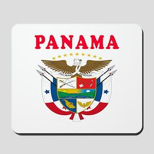 Panama Coat Of Arms Designs Mousepad