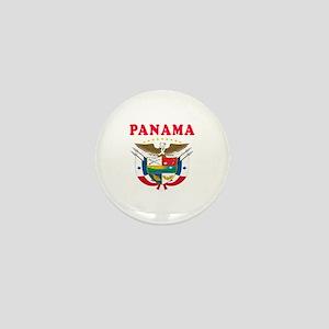 Panama Coat Of Arms Designs Mini Button