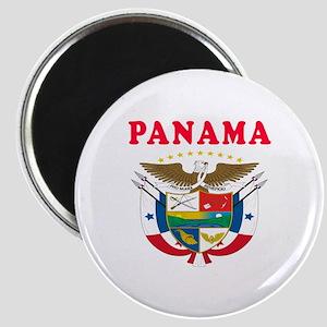 Panama Coat Of Arms Designs Magnet