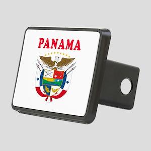 Panama Coat Of Arms Designs Rectangular Hitch Cove
