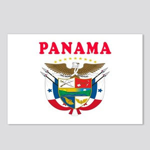 Panama Coat Of Arms Designs Postcards (Package of