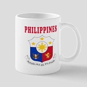 Philippines Coat Of Arms Designs Mug