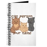 Cat Journals & Spiral Notebooks