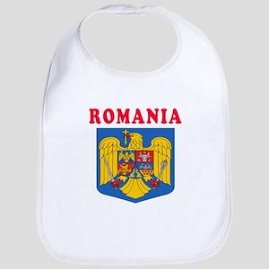 Romania Coat Of Arms Designs Bib