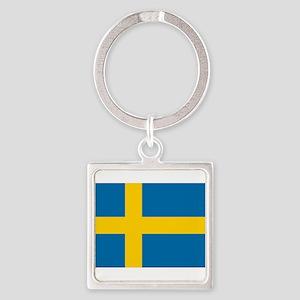 Flag of Sweden - Sveriges Flagga - Swedi Keychains