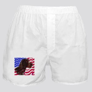 gwp with flag Boxer Shorts