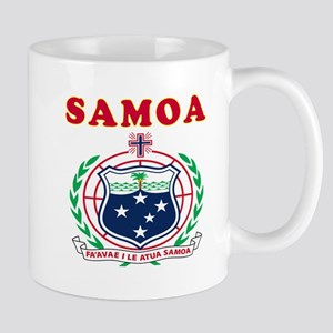 Samoa Coat Of Arms Designs Mug
