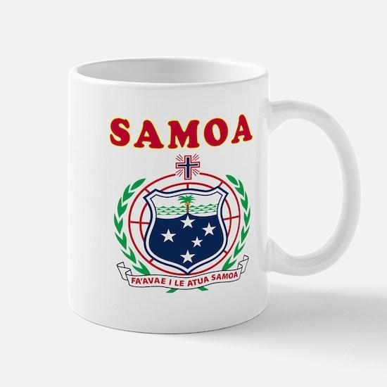 Samoa Coat Of Arms Designs Mug