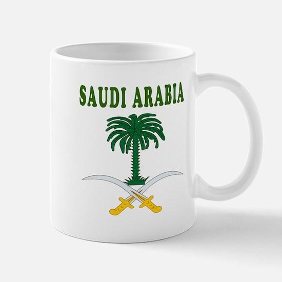 Saudi Arabia Coat Of Arms Designs Mug