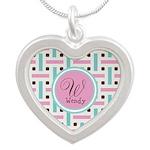 Personalized Monogram Necklaces