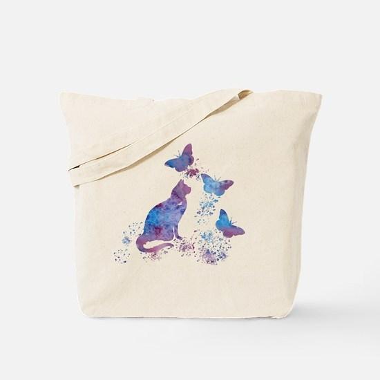 Cool Romantic women Tote Bag