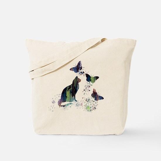Funny Romantic women Tote Bag