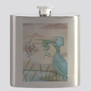 Dont Ever Give Up! Flask