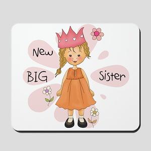 Blond Princess Big Sister Mousepad