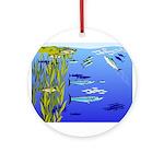 Kelp Edge Action ps Ornament (Round)