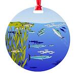Kelp Edge Action ps Ornament
