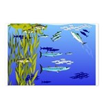 Kelp Edge Action ps Postcards (Package of 8)