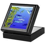Kelp Edge Action ps Keepsake Box