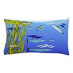 Kelp Edge Action ps Pillow Case