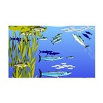 Kelp Edge Action ps Wall Decal