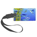 Kelp Edge Action ps Luggage Tag