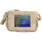 Kelp Edge Action ps Messenger Bag