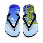 Kelp Edge Action ps Flip Flops