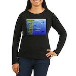 Kelp Edge Action ps Long Sleeve T-Shirt