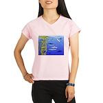 Kelp Edge Action ps Peformance Dry T-Shirt