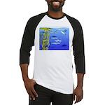 Kelp Edge Action ps Baseball Jersey